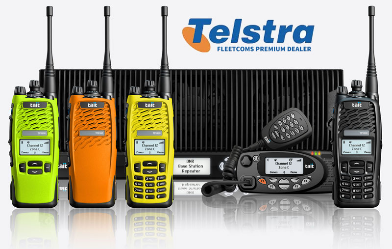 Telstra Fleetcoms Premium Dealer